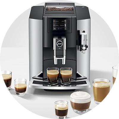 Kaffeevollautomaten Haushalt