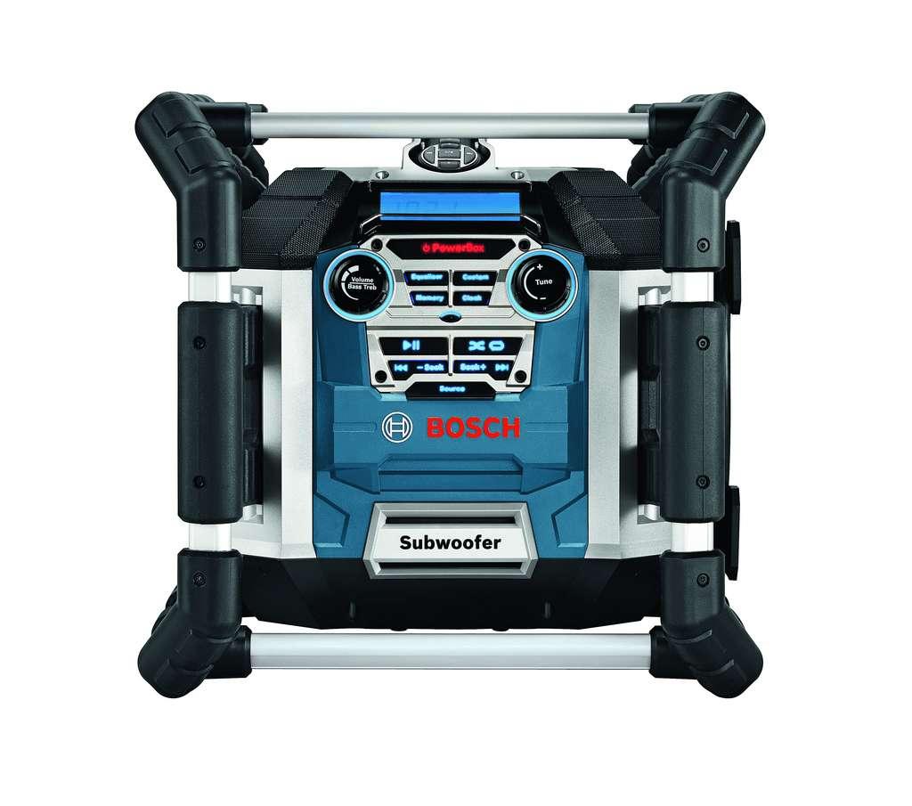 Bosch Professional GML 50 Radio(C) solo CLC