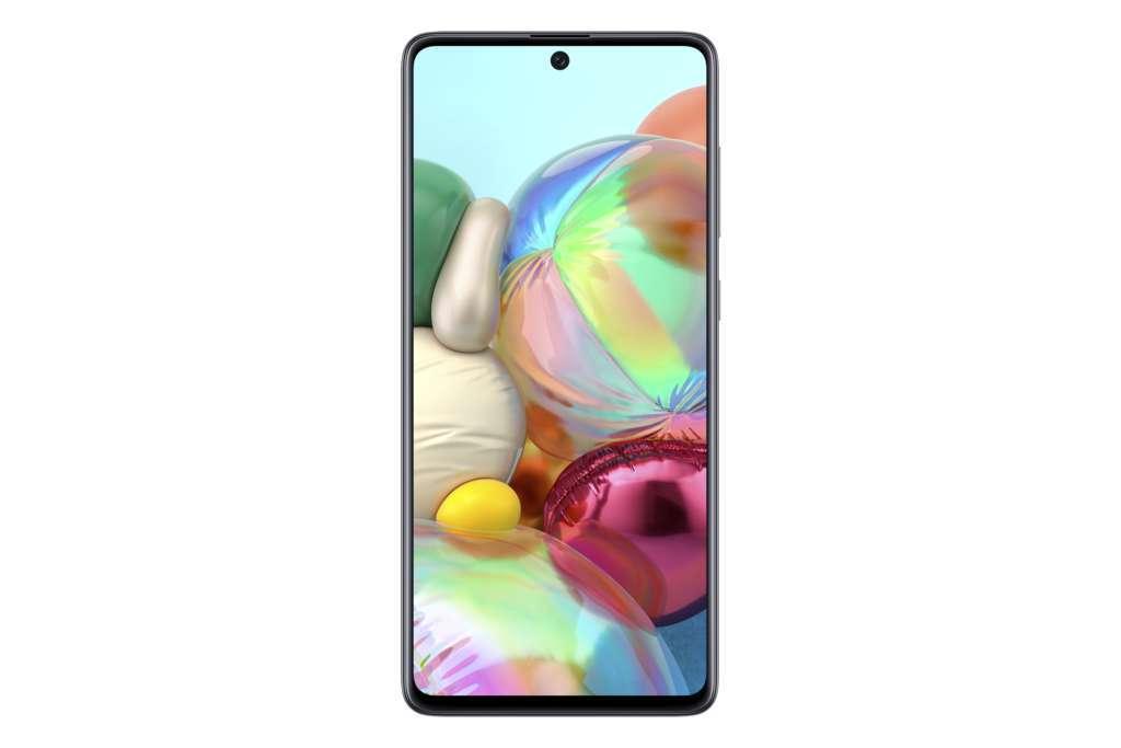 Samsung Galaxy A715F, Prism Crush Black
