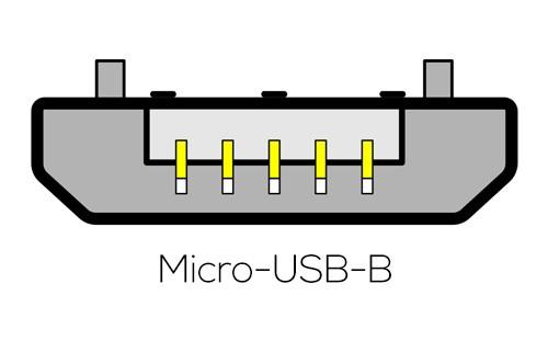 Micro USB-B